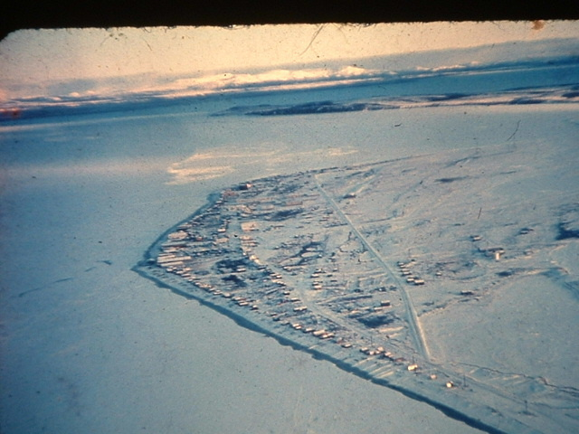 Kotzebue, 1962 - provided by Dr. Larry Heavrin