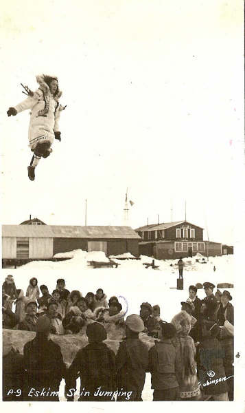 Evelyn Rice jumping