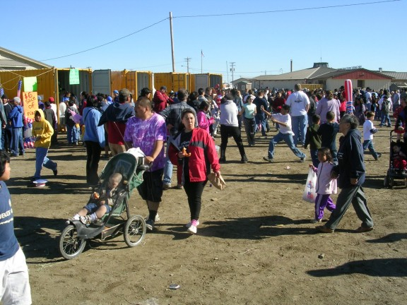 Kotzebue July 4 Fair 2005
