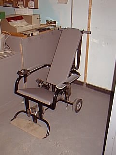The Restraint Chair