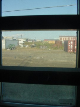 The Cell view of Kotzebue