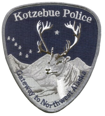 kotzebuepolice com kotzebue police department the kotzebue police department patch